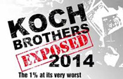 Koch Brothers Exposed - 2014 Version