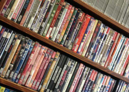 Borrow a film from the MMP lending library!