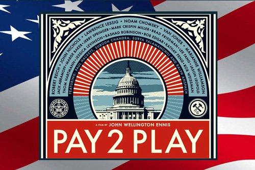 Pay 2 Play & WAmend.org Guest Speaker - Jonathon Tong