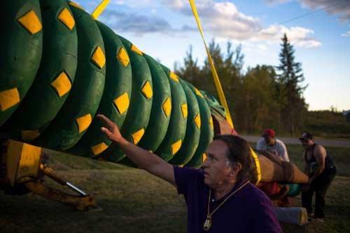 Our Sacred Obligation: 2014 Totem Pole Journey