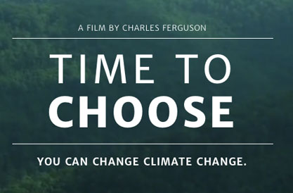 Time to Choose - Climate Change