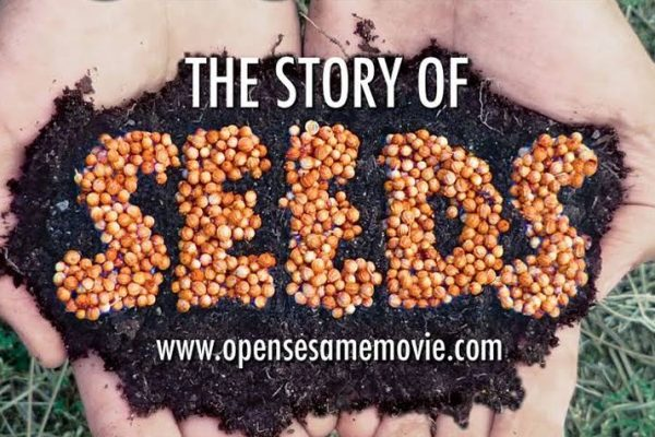 Open Sesame The Story of Seeds