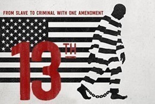 13TH: From Slave to Criminal with One Amendment