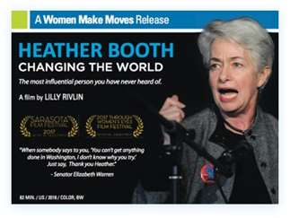 Heather Booth: Changing the World