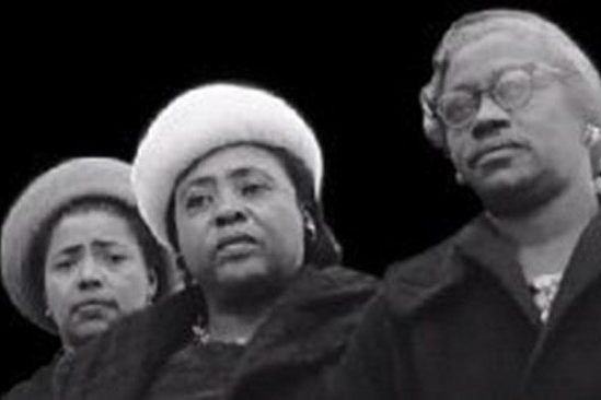 Standing On My Sisters' Shoulders: Women of the Civil Rights Movement