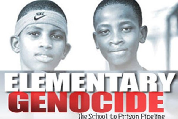 Elementary Genocide Part 1: The School to Prison Pipeline
