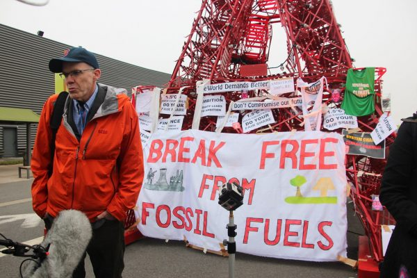 Do the Math: Bill McKibben & the Fight Over Climate Change