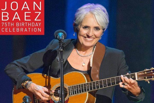 Joan Baez 75th Birthday Concert