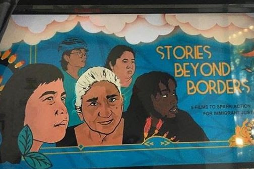ONLINE DISCUSSION of Stories Beyond Borders