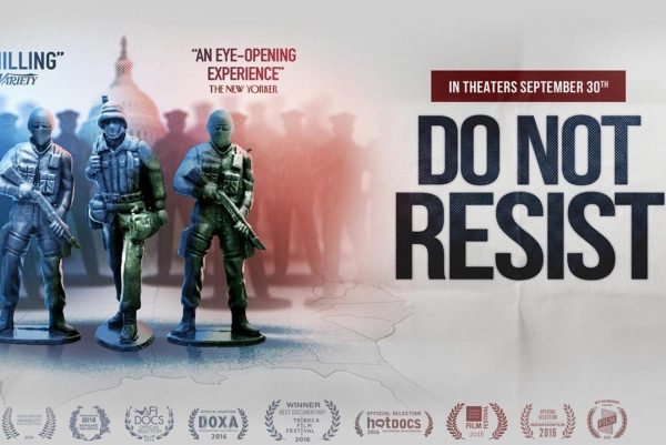 "Online Discussion of ""Do Not Resist"""