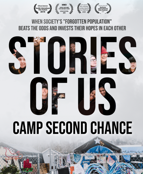"""Stories of Us: Camp Second Chance"" - Online Screening and Panel Discussion"