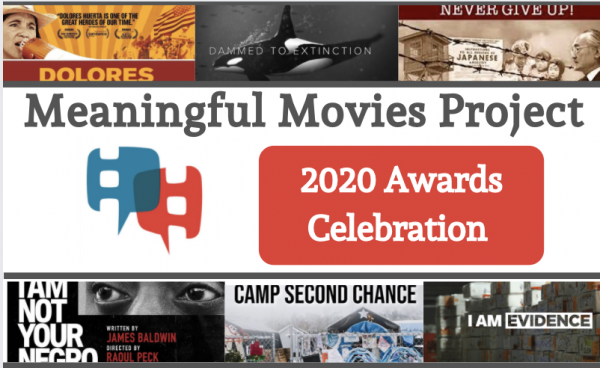 2020 MEANINGFUL MOVIES AWARDS CEREMONY!