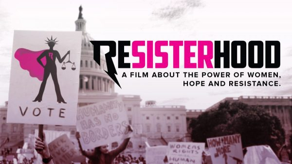RESISTERHOOD - Screening and Panel Discussion