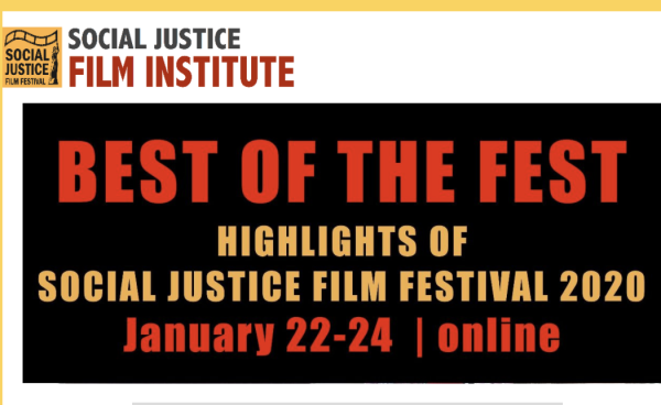 Social Justice Film Festival - Best of the Fest!